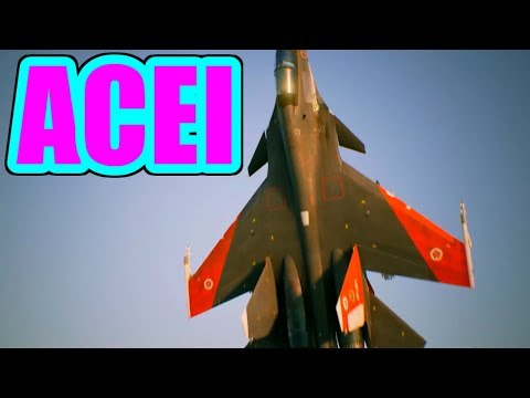 Aerospace Center Defense - ACE COMBAT INFINITY / エースコンバット インフィニティ