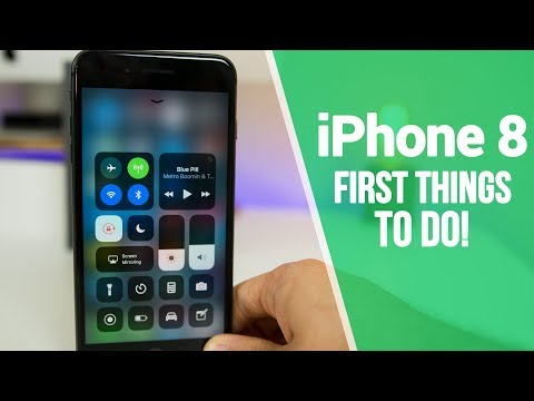 iphone-8---first-8-things-to-do!