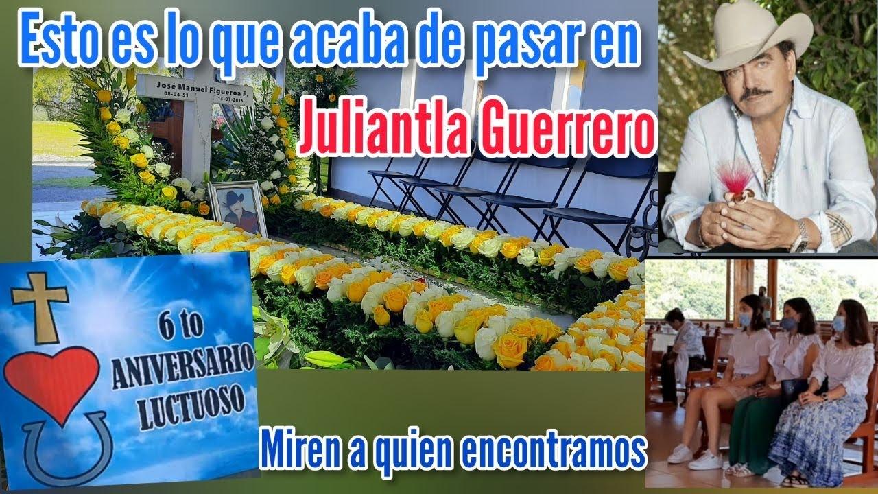 ANIVERSARIO LUCTUOSO NUMERO SEIS DE JOAN SEBASTIAN EN JULIANTLA MORELOS MEXICO
