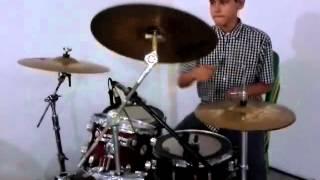 Polyphia   Champagne  Feat Nick Johnston  Cover Drum  Alirio Socorro