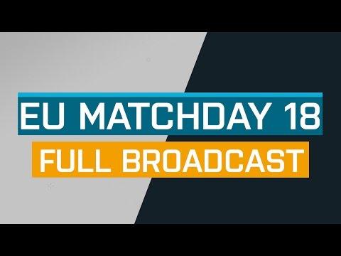 Full Broadcast - EU Matchday 18 B - ESL Pro League Season 5 - HellRaisers North | fnatic FaZe
