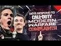 """Devs Respond to """"Modern Warfare is Too Different"""" Reactions"""