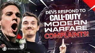 """Gambar cover Devs Respond to """"Modern Warfare is Too Different"""" Reactions"""