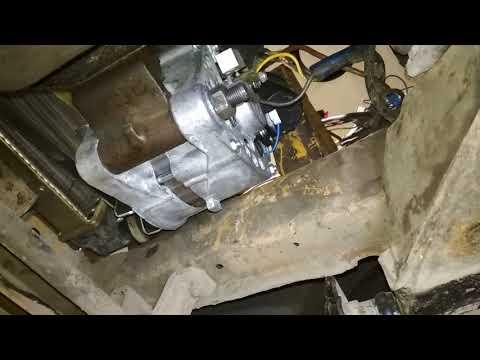 #Генератор #ВАЗ #LADA установка генератора 73А на ВАЗ 2101