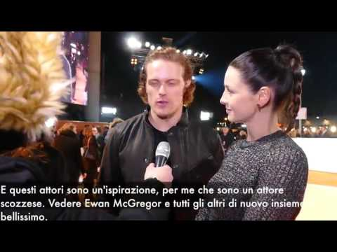 """Mondo Fox"" Italian Interview at Trainspotting 2 Premiere."