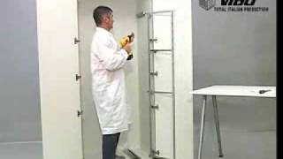 Kitchen Pantry Organiser Unit From Hpp - Cabinet, Cupboard