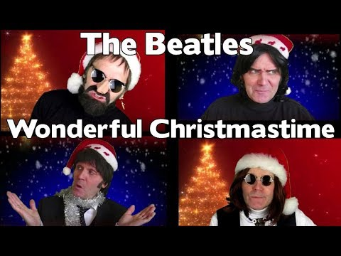 The Beatles -  Wonderful Christmastime
