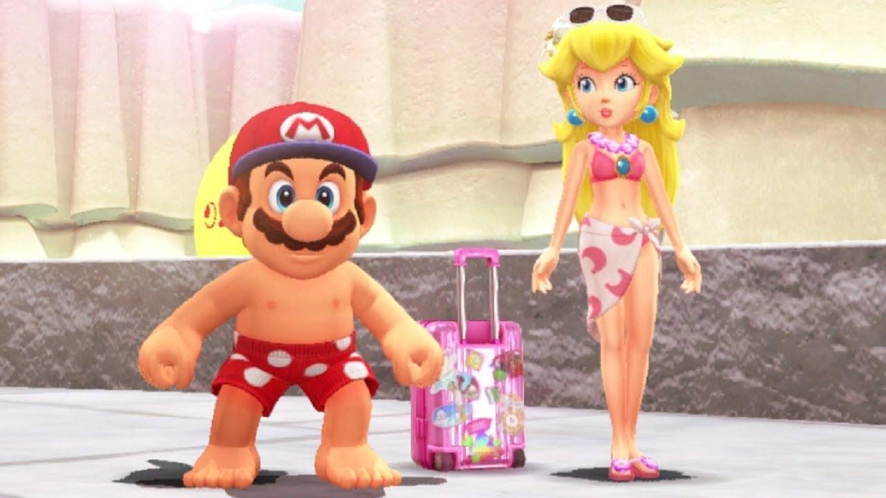 Super Mario Odyssey All Peach Locations All Kingdoms