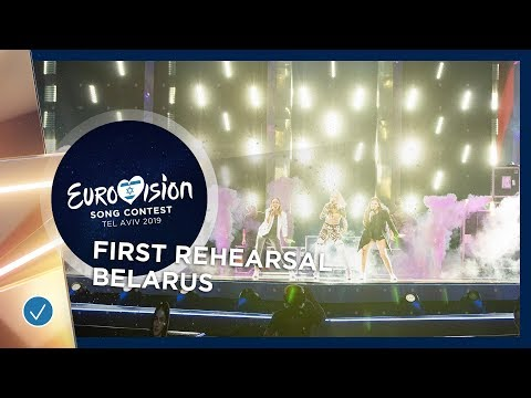 Belarus 🇧🇾 - ZENA - Like It - First Rehearsal - Eurovision 2019
