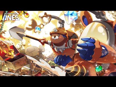 "Extraordinary Ones Asia: New Hero ""Marmot"" Gameplay"