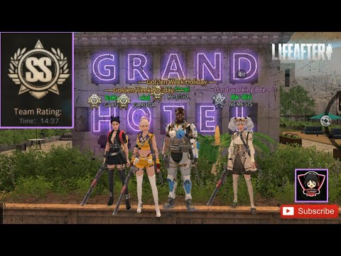 Levin Hotel Walkthrough   LIFEAFTER SURVIVAL GAME