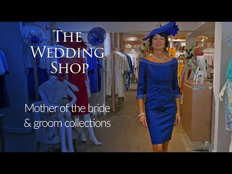 Mother of the Bride & Groom Collection - 2018 Dresses
