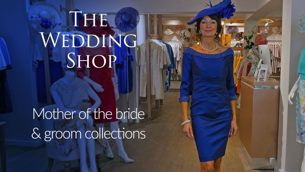 [VIDEO] - Mother of the Bride & Groom Wedding Outfits 6