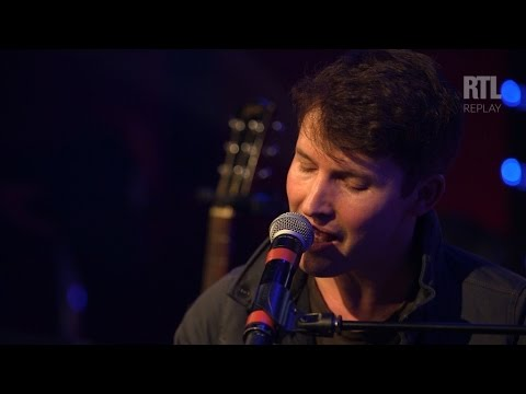 JAMES BLUNT - Don't give me those eyes (LIVE) Le Grand Studio RTL