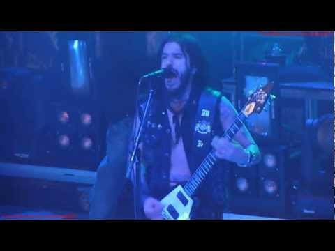 Machine Head - Declaration / Bulldozer Live at the Olympia Theatre Dublin Ireland 30th May 2012