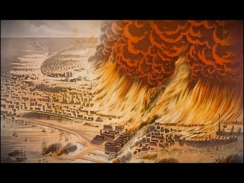 The Great Chicago Fire - Lee Habeeb