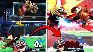 Diddy Kong INFINITE Combo Wins At Major Smash Bros Tournament
