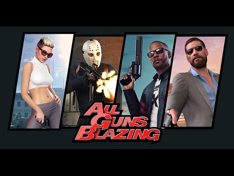 All Guns Blazing Android [Mod: Unlimited Ammo]