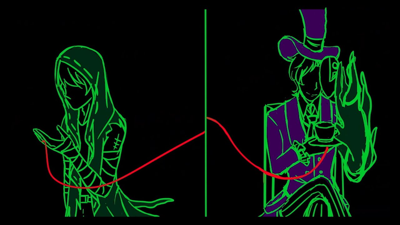 Identity V 【第五人格】- Enigmatic Feeling- Detective Alliance[DA]