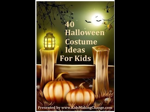 Scary Halloween Costume Ideas For Kids.40 Sweet To Scary Halloween Costumes Ideas For Kids