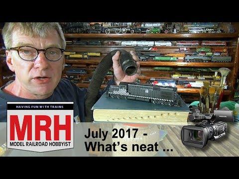 Whats Neat in model railroading   July 2017 Model Railroad Hobbyist   Ken Patterson