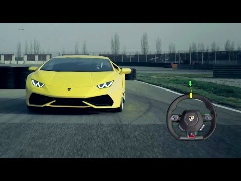 ► NEW Lamborghini Huracán in Detail