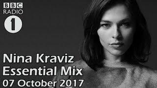 Nina Kraviz - Essential Mix (October 2017) [BBC RADIO 1]