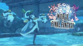 World of Final Fantasy 10, Part 2   My New Waifu