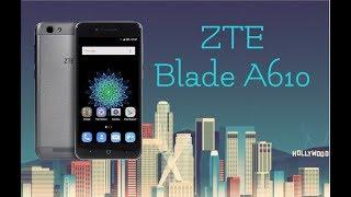 ZTE Blade A610 выносливый середнячок