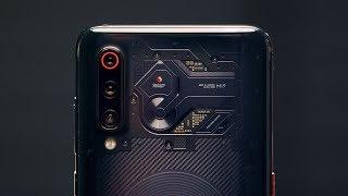 Прозрачный Xiaomi Mi 9 Transparent Edition–обзор