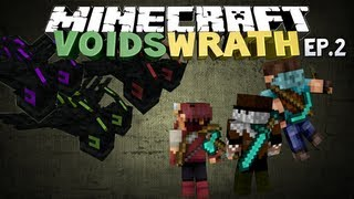 "Minecraft: Voids Wrath RPG Mod Pack Ep. 2 - ""F*CK THE NETHER!"""