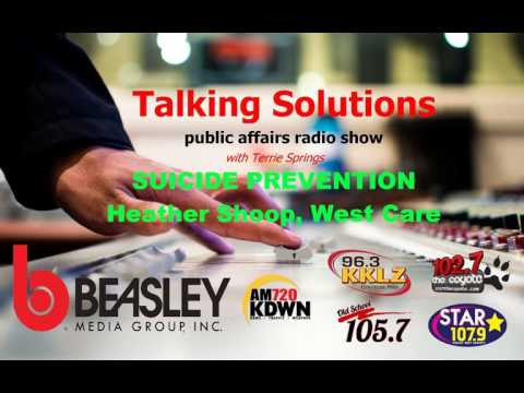 Talking Solutions and Suicide Prevention