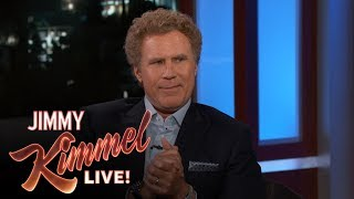 Will Ferrell on His Viral Commencement Speech