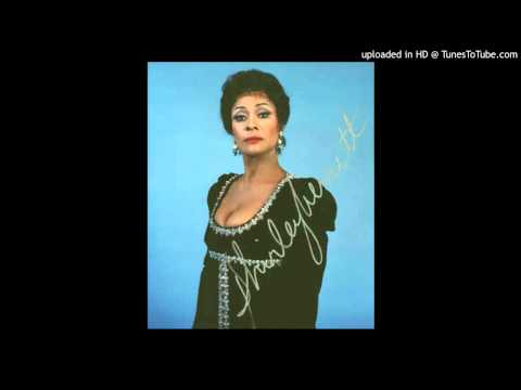 Shirley Verrett sings