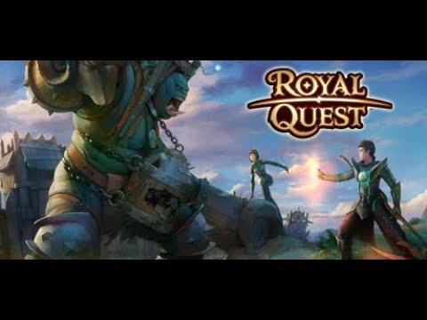 royal quest - Корбки и находки за 3 дня