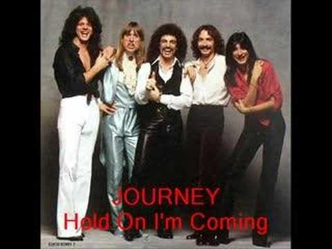 Journey KB05 Hold On I'm Coming