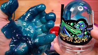 Ужасный или нет Monster Slime монстр слайм подделка Ниндзя Слайм?