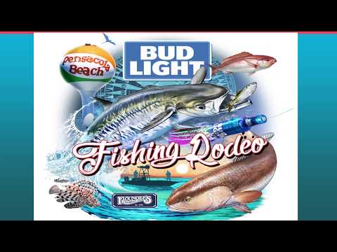 2019 Bud Light Fishing Rodeo Promo - YouTube