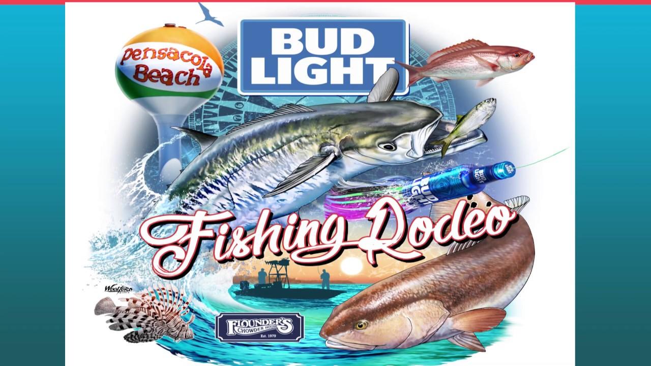 2019 Bud Light Fishing Rodeo Promo