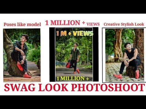 New Stylish Poses for Men    Live Photoshoot    Outdoor Portfolio
