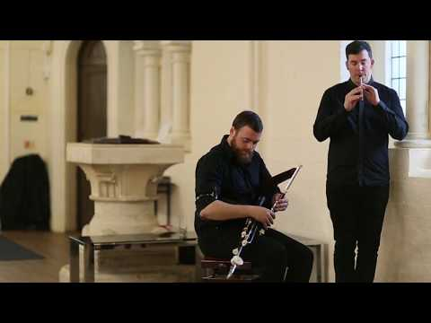 The Whistler and The Piper - Air into Jig - Irish Funeral Music London