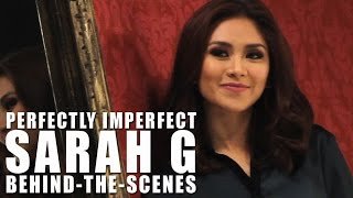 Perfectly Imperfect: Sarah Geronimo Music video shoot [Behind-the-Scenes]