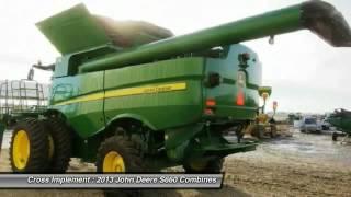 2013 John Deere S660 Minier, Springfield, Bloomington, and Peoria, IL 43844