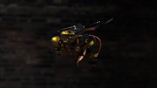 [Speed modeling] Bionic bee