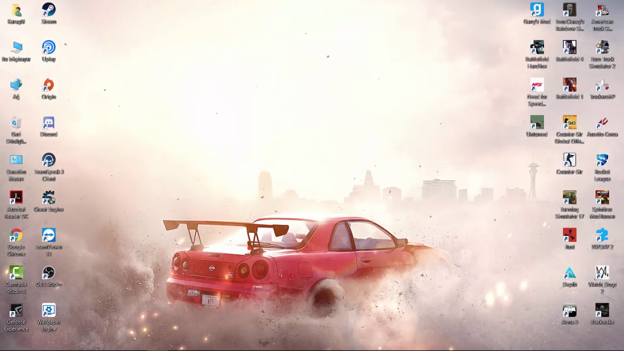 Nissan Skyline R34 GT-R HD Live