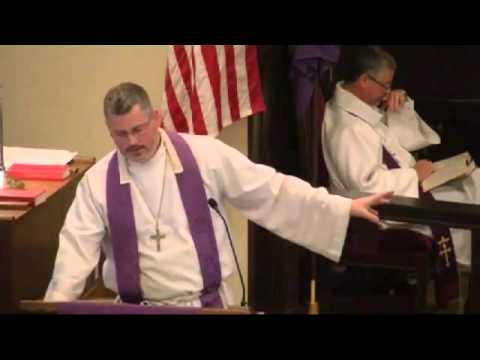 Sermon - March 22, 2015