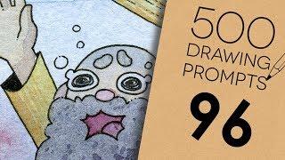 500 Prompts #96 - SAVE HIM