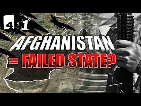 AFGHANISTAN - Der gescheiterte Staat? | 451 Grad