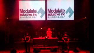 "Modulate, ""Robots"", Métropolis, Montreal, 052011"