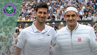 Novak Djokovic vs Roger Federer | Wimbledon 2019 | Full Match